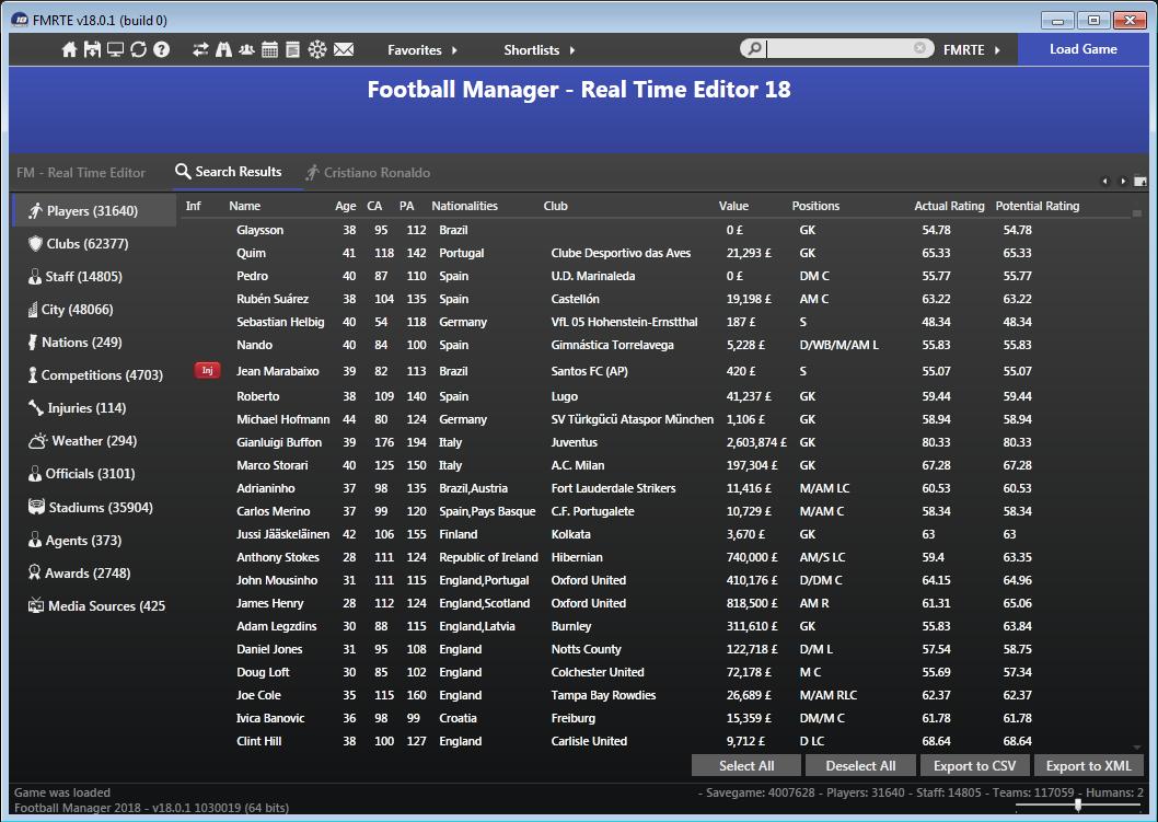 FMRTE 18 for Windows - FMRTE - FMRTE