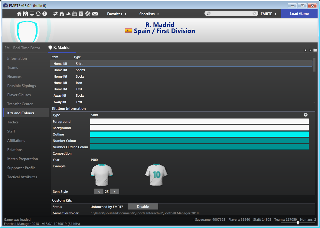 football manager 2018 ingame editor free download