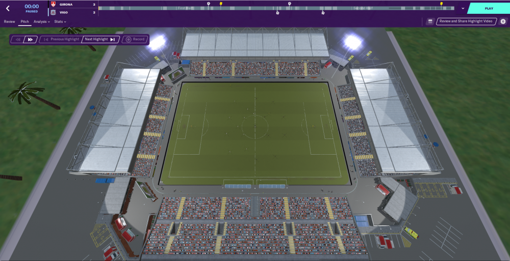 Montilivi stadium before being edited with FMRTE.
